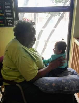 Foster Grandparent